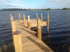 Fender Marine Construction Activity Deck Meandering Walkway