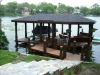 Fender Marine Construction Platinum Dock and Boathouse